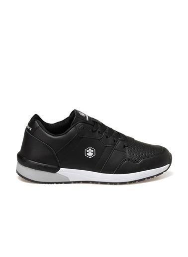 Lumberjack Erkek Siyah Sneakers 100557575  Siyah